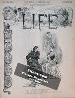 Life Magazine – September 7, 1893