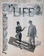 Life Magazine – September 21, 1893