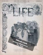 Life Magazine – September 28, 1893