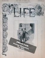 Life Magazine – October 5, 1893