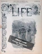 Life Magazine – November 9, 1893