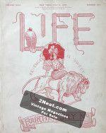Life Magazine – July 4, 1895