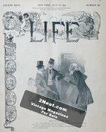 Life Magazine – July 18, 1895
