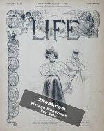 Life Magazine – August 1, 1895