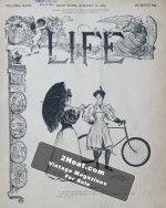 Life Magazine – August 15, 1895