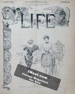 Life Magazine – August 29, 1895