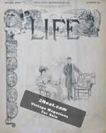 Life Magazine – September 12, 1895