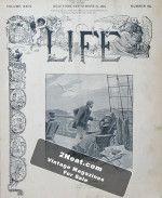 Life Magazine – September 19, 1895