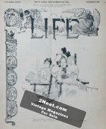 Life Magazine – September 26, 1895