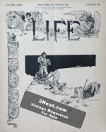 Life Magazine – October 17, 1895