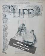 Life Magazine – October 24, 1895