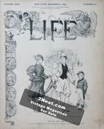 Life Magazine – November 7, 1895