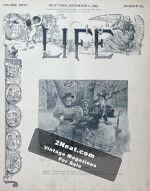 Life Magazine – November 21, 1895