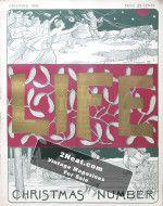 Life Magazine – December 25, 1895