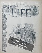 Life Magazine – December 5, 1895
