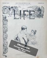 Life Magazine – December 26, 1895