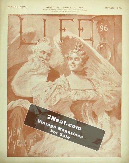 LIFE 1896