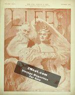 Life Magazine – January 2, 1896