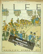 Life Magazine – June 6, 1901