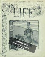 Life Magazine – February 19, 1903