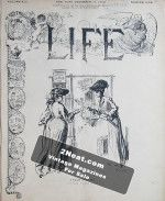 Life Magazine - December 17, 1903