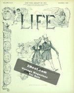 Life Magazine – January 28, 1904
