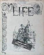 Life Magazine – September 14, 1905 (# 1194)
