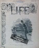Life Magazine – October 12, 1905