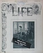 Life Magazine – October 26, 1905