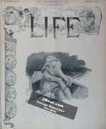 Life Magazine – November 23, 1905