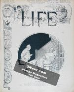 Life Magazine - March 8, 1906