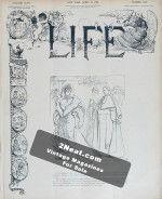 Life Magazine - April 12, 1906
