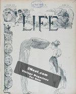 Life Magazine - April 26, 1906