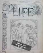 Life Magazine – November 8, 1906