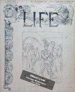 Life Magazine – December 8, 1906