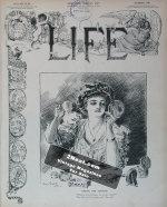 Life Magazine – April 25, 1907