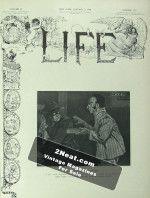 Life Magazine – January 9, 1908