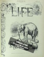 Life Magazine – April 9, 1908