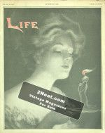 Life Magazine – October 29, 1908