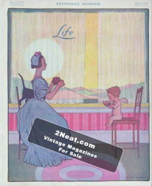 Life Magazine – March 17, 1910