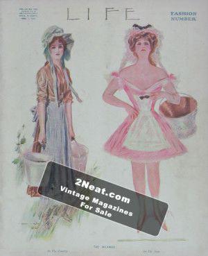 Life Magazine – April 7, 1910