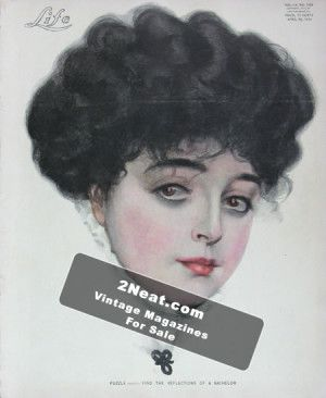 Life Magazine – April 28, 1910