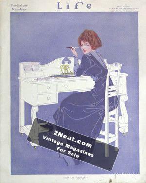 Life Magazine – September 22, 1910
