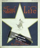 Life Magazine – September 12, 1912