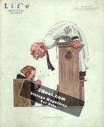 Life Magazine – September 26, 1912
