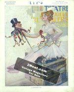 Life Magazine – October 3, 1912