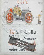 Life Magazine – January 9, 1913