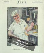 Life Magazine – October 4, 1917