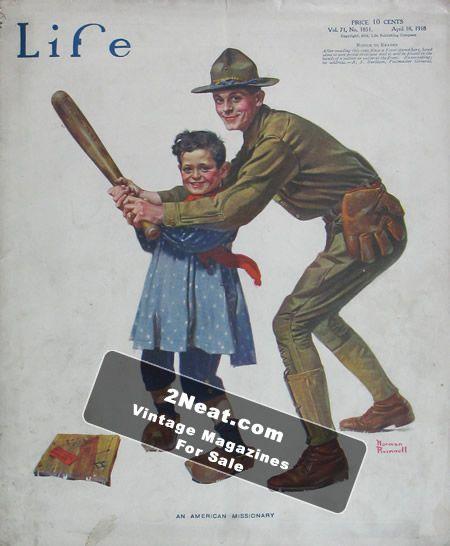 LIFE 1918