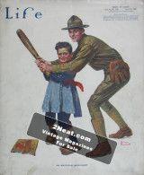 Life Magazine – April 18, 1918
